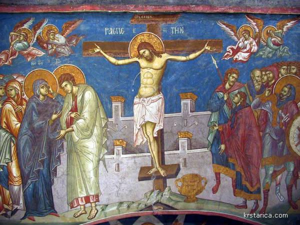 Freska Raspeca Hristovog