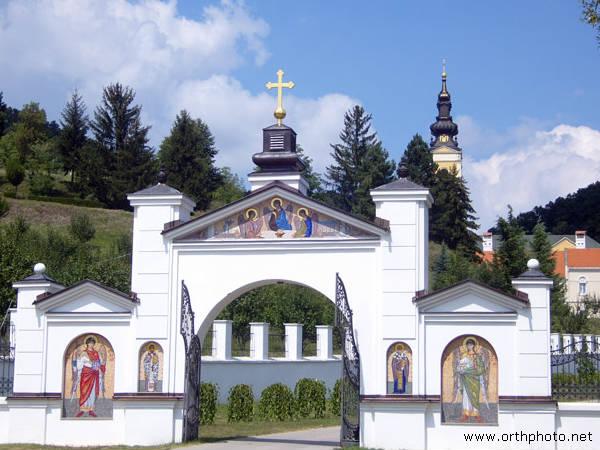 Manastiri Srbije - Page 2 Grgeteg-arhitektura