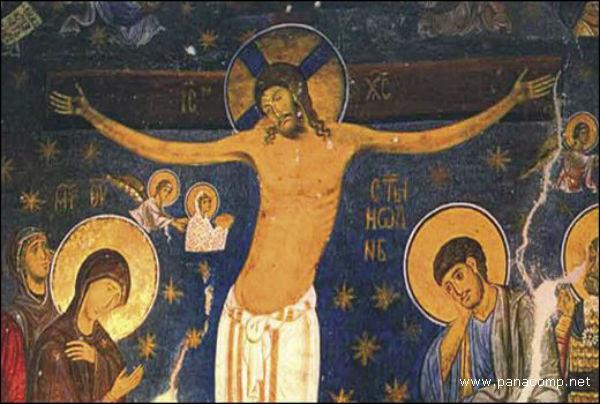 Manastir Studenica freske