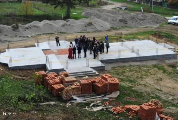 Obnova manastira Besenovo