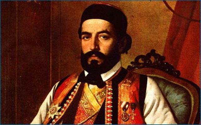 Petar II Petrović Njegoš, crnogorski vladika ovde je napisao Slobodijadu i neke delove Gorskog vjenca.