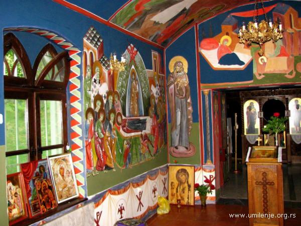 bavaniste freske