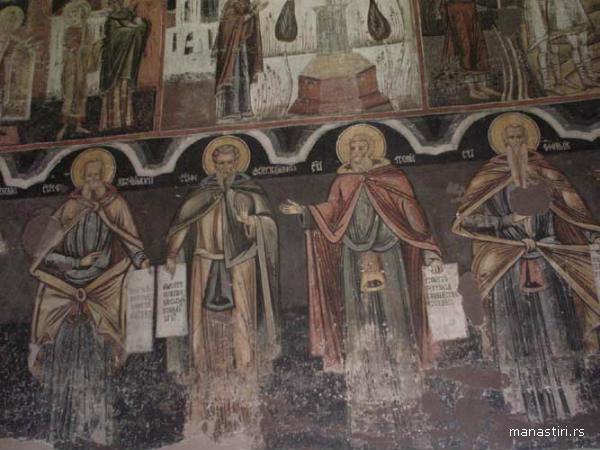 blagoveestenje freske
