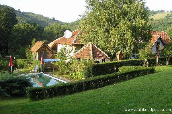 Etno selo Lopatnica