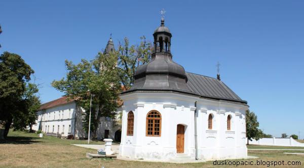 fenek kapela Svete Petke