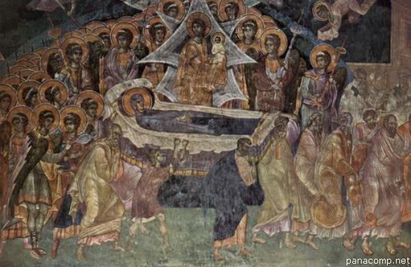 gracanica freske i ikone