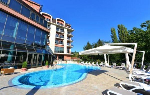 Jedan od hotela u Vrdniku