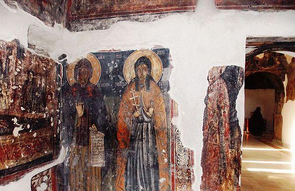 ikone i freske