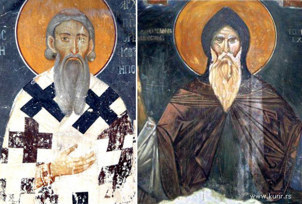 istorija manastira hilandar