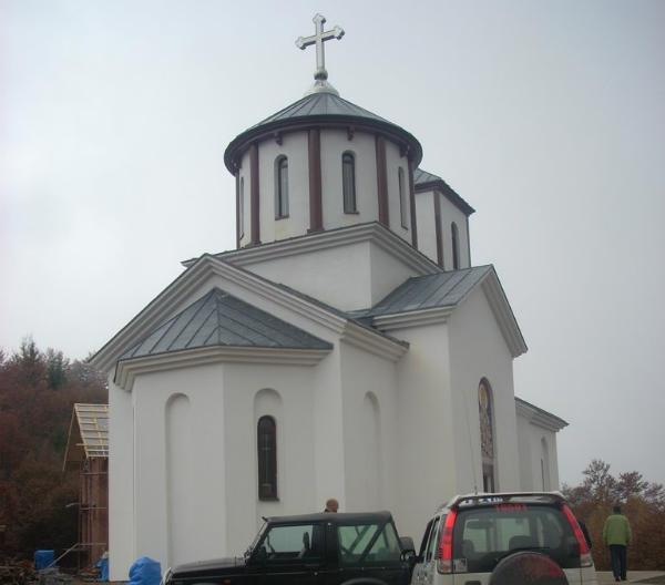 manastir cirilovac