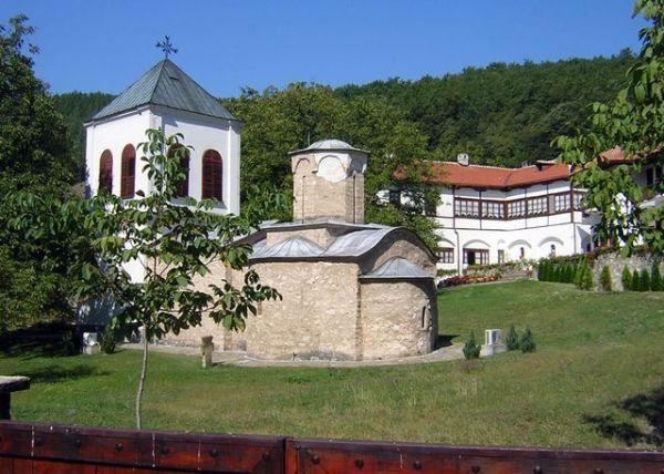 Manastir Lipovac u okolini Aleksinca