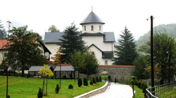 Manastirski kompleks, arhitektura i stil gradnje