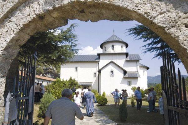 Manastir Morača, Kolašin, Crna Gora