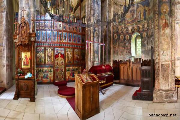 manastir ravanica freske