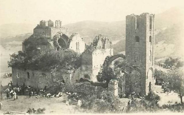 Manastir je bio zapušten dva veka