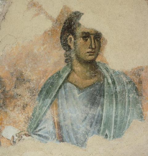 Na freskama su radili najbolji umetnici svog vremena.