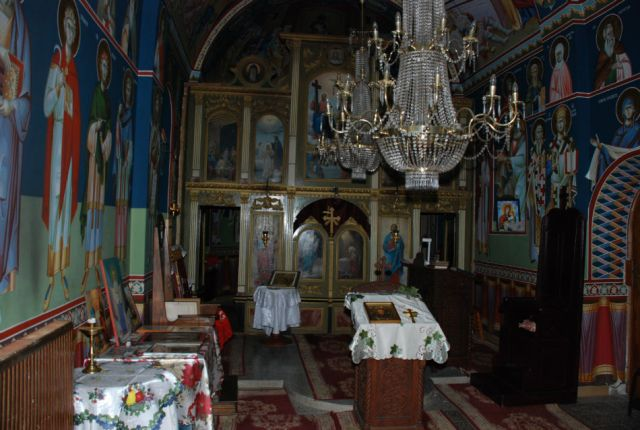 Ikonostas u manastiru