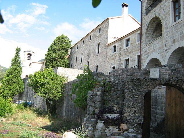Konaci u manastiru Podmaine