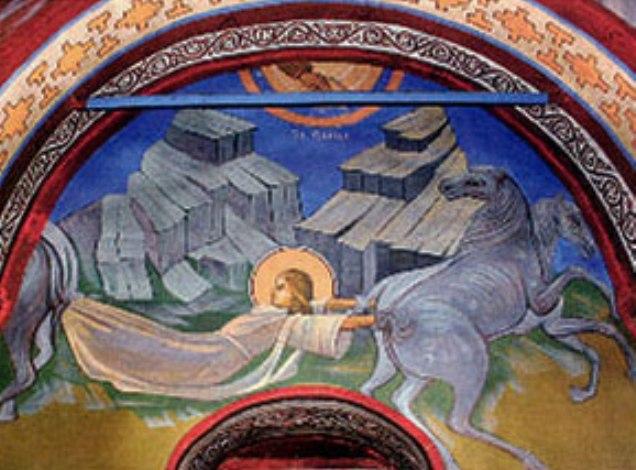 Istorija manastira vezana je za legendu o nesrećnoj devojci Jelici
