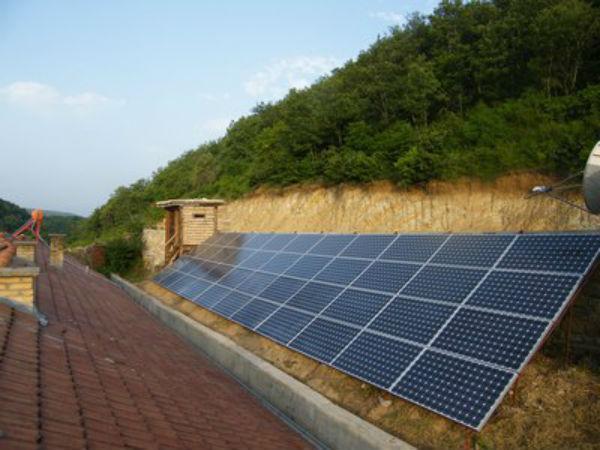 solarna elektrana devic