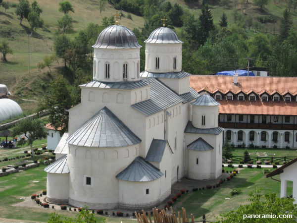Manastir Mileseva