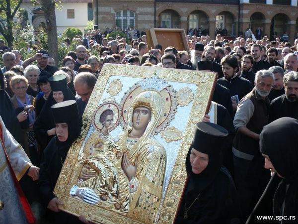 kalenic ikona bogorodice