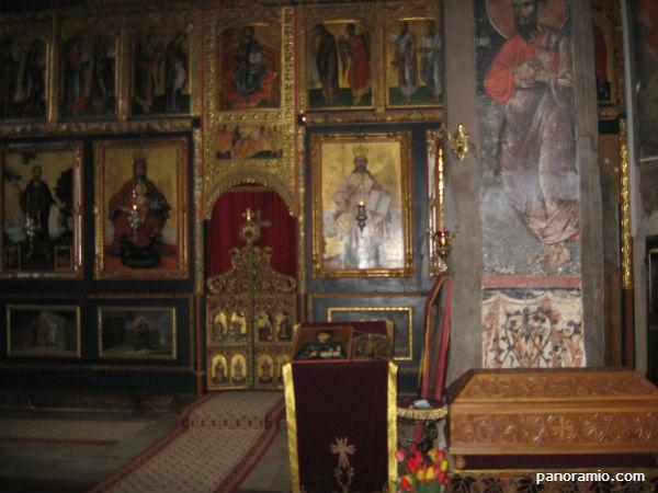 krusedol ikonostas