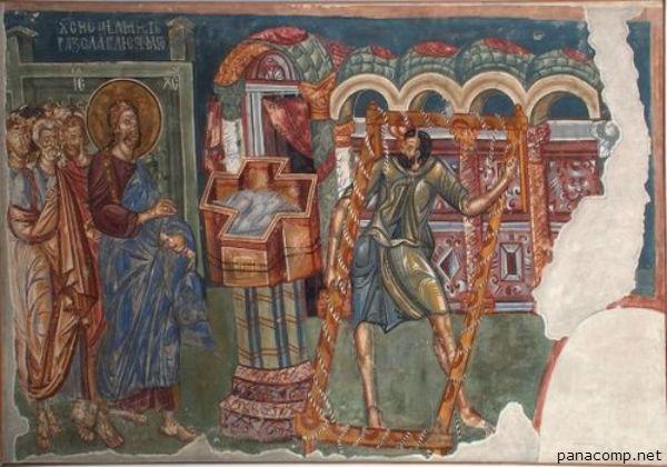 ljubostinja-freske