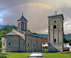 Manastir Ravanica Manastiri U Srbiji
