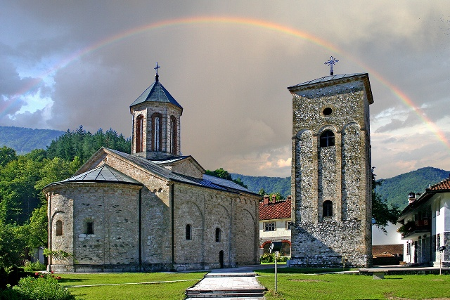 Manastir Rača kod Bajine Bašte