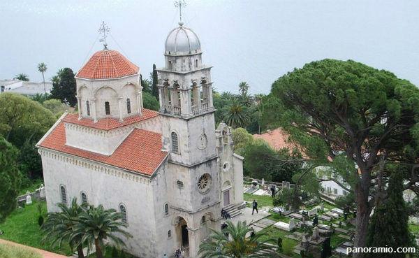 manastir savina arhitektura