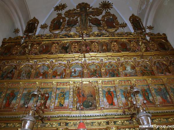 savina ikone i freske