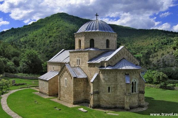 Manastir Gradac