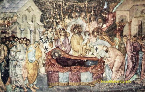 gradac freske