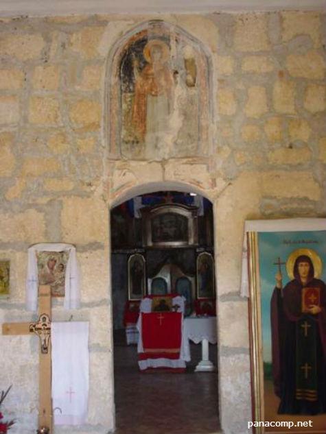petkovica ikone freske