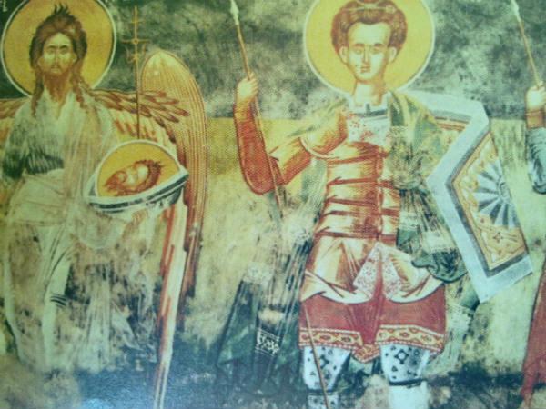 pustinja ikone i freske