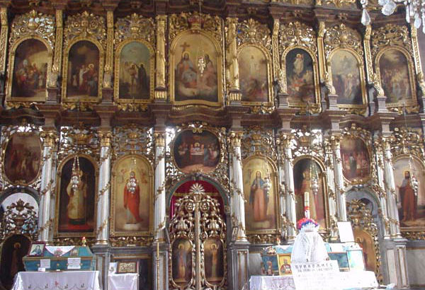 ravanica ikone freske