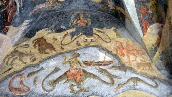 sokolica freske