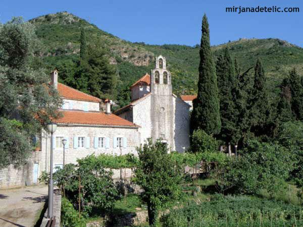 Manastir Praskvica crna gora