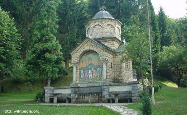 Manastir Tronosa
