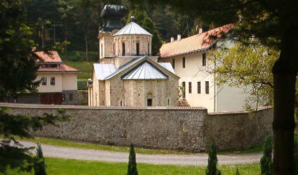 manastir tronosa zanimljivosti