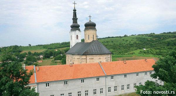 Manastir sisatovac 2