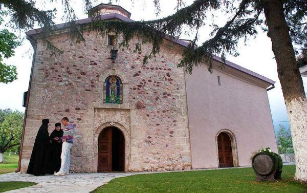 Manastir Svete Petke Izvorske 1