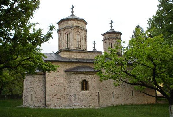 Manastir Svete Petke Izvorske