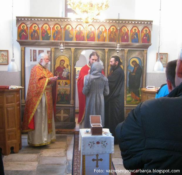 vaznesenje ikone i freske